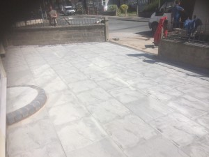 Liverpool Landscaping Driveway Installation Service