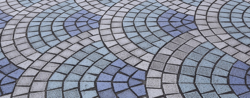 Coloured Block Paving